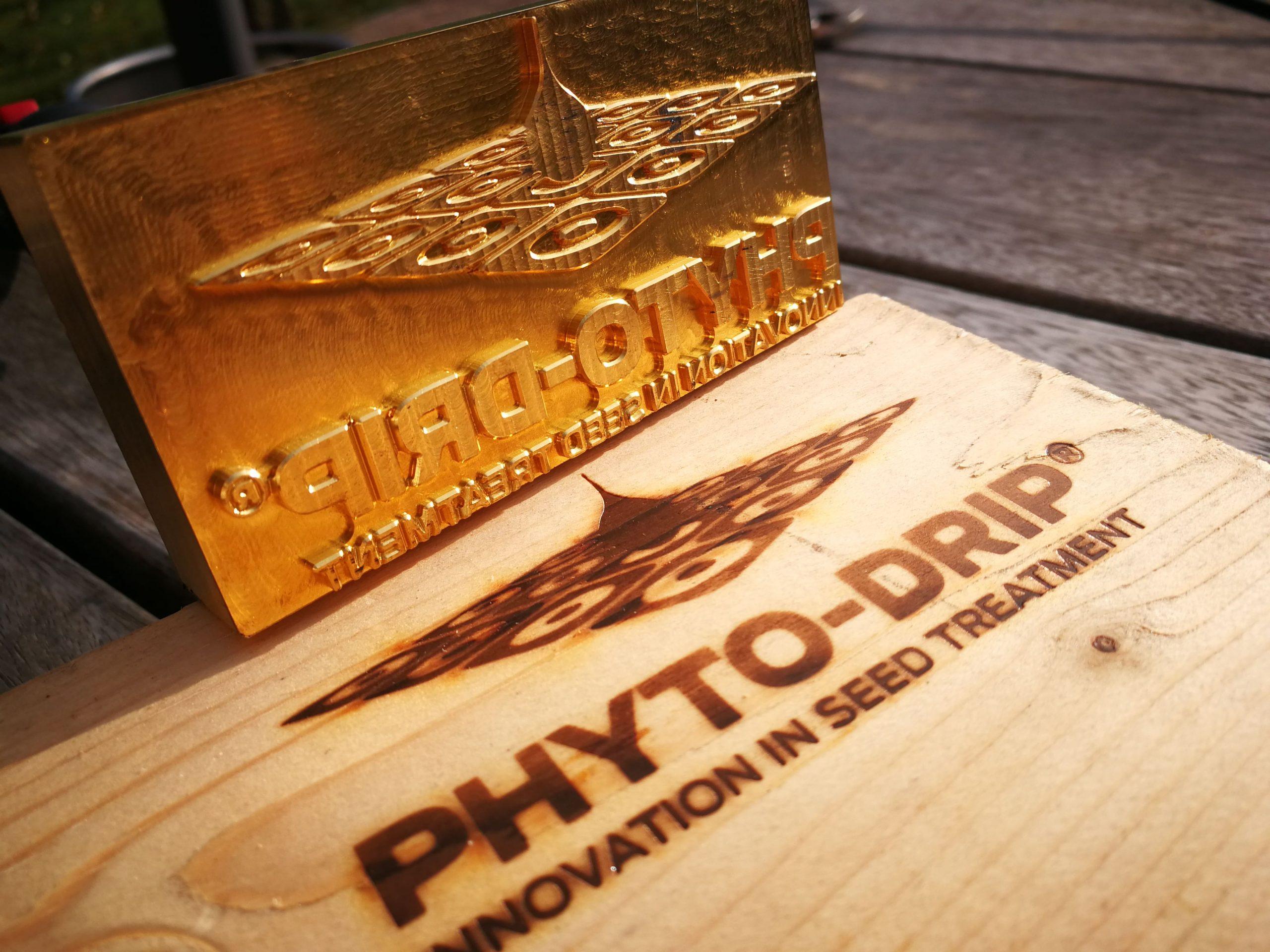 Phyto Brandstempel