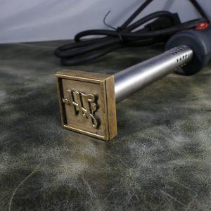 Elektrische brandstempel 35*35mm
