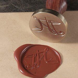 Seal stamps J.H. Machining